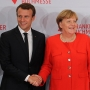 Germany hits brakes on Macron's European dreams