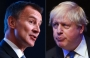 UK's Hunt urges leadership rival Johnson not to be 'coward'