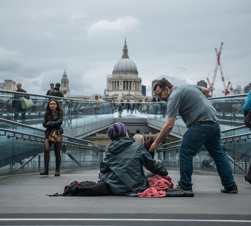Londoners donate £30k to Mayor's winter rough sleeping campaign in first three weeks