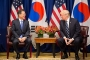 S. Korea's Moon: a peace treaty 'must be pursued'