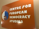 Europeans are not born, they are made, President of the Center for European Democracy Studies Peter Davidson says