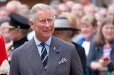 Britain's Prince Charles voices 'great joy' at new royal baby