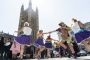 Morris dancers flock to London protest over holiday change
