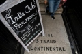 Plans for London's historic India Club cook up storm