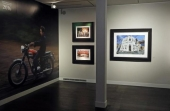 A vision of America: Bob Dylan's London art show