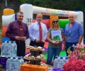 Sainsbury's Nine Elms Point  Donates Refreshments and Treats to the Big Lunch Event