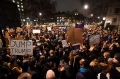 Protests as UK stands firm on Trump invite