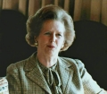 British PM May supports plan for Thatcher statue outside British parliament